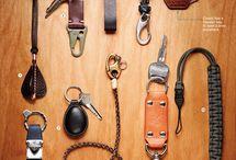 Man Stufff / Jewelry, Clothing ETC; / by jimiz1