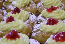 St. Joseph Day / Sicilian Holiday Food / by Chef Jasper Mirabile