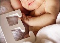 Tucker's Newborn Picture ideas! / by Malorie Paine