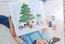 Christmas Vintage / by Terri Edema