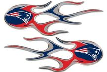 Pat My Ride / by New England Patriots
