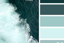 colour boards. / by Kristel Wyman