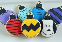 Cookie Ideas / by Kelly Hartzell
