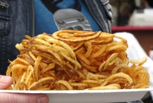 Favorite Fair Foods! / It's that time of year when many of us in the Pacific Northwest are heading to The Puyallup Fair, and that means delicious fair food! From the classic cheeseburgers with grilled Walla Walla Onions to deep fried Snickers bars, there's something for everyone! We can smell it already! / by Today's Warm 106.9