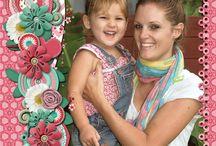 Digi Scrap Delights Creative Team / Layouts made for Digi Scrap Delights http://www.etsy.com/shop/DigiScrapDelights?ref=l2-shopheader-name  / by Melissa Dawes