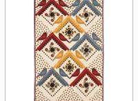 Applique-quilts / by Alberta Monette