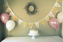 Party Planning Ideas / by Jennifer Haygood