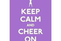 Cheerleading / by Angela Davis