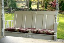 Porch ideas / by Penny Bates