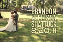 Video Ideas / Videography styles we like for our wedding. / by Meagan Olds