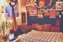 bedroom decor / by chelsea brown
