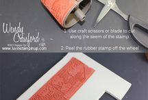 Quick Craft Tips / Crafting ideas and tips http://www.luvinstampin.com/?m=1 / by Luvin Stampin