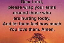 3, 2, 1 - (countdown) Praise & Prayer / by Dana Lynn