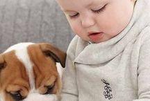 Kids Love Animals  / by ✿⊱ Akkie Hoogsteen