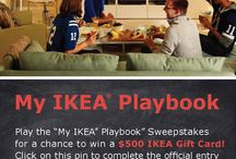 """My IKEA Playbook.""  / by Pilar Romero Aguilar"
