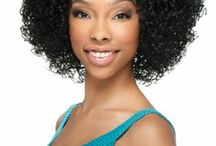 short curly wigs for black women / Short curly hair wigs for black women. / by Apexhairs