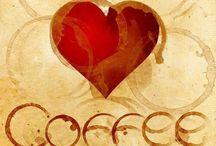 Java Junkie / Coffeecoffeecoffeecoffeecoffeecoffee!!!!!! / by Sara Belle Wewers