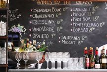 Wine bar / by Amaia
