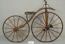 Bicycles & les vélos / Collection of bicycles from the Canada Science and Technology Museum - Collection de vélos du Musée des sciences et de la technologie du Canada / by Canada Science & Technology Museums Collection