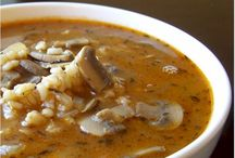 Soups / by Marilyn Ledesma