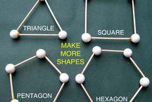 teaching ideas for math / by Jen Alderette