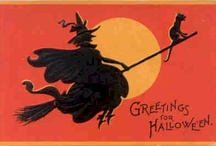 Halloween / Arts & crafts ideas and things depicting the Halloween season / by Lynn Williams