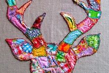 Applique Designs / Applique patterns, applique designs, and tutorials for applique techniques / by FaveQuilts
