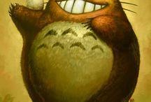 Studio Ghibli / by Kitty Wilkins