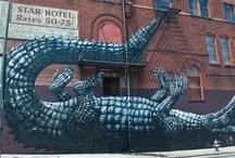 Urban Art / by Luke Roberts