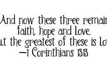 Have a little Faith / by Danielle Meyer
