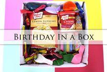 Birthdays! / by Randa Domingoes
