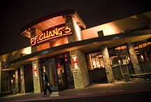 Our Restaurants / These are exterior and interior photos from restaurants throughout the U.S. / by P.F. Chang's