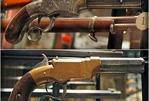 Guns from Curator's Corner / by NRA Museums