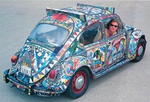 art cars / by Catharyn Tivy
