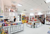 Retail / Retail Design Inspiration / by OCC InteriorDesign