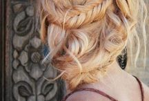 Pretty hairs and Make ups! / by Samantha Phillips