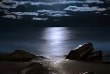 "Captivating Moonlight / Photography ""Moonlight"" / by Debbie Wilson"