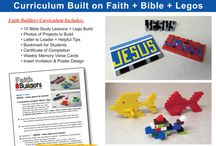 Childrens Ministry Ideas / by Leigh Ann Galloway Bish