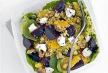 salad / by Jaime Wegner-Lohin