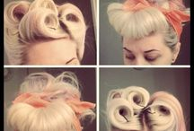 Hairstyles / by Dawn Haggerty-Holdorf