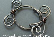 Wire wrapping...101 / by Lyn Parker Gill