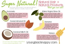 Natural Hair Treatments / by Natural Choice
