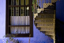 Portes et fenêtres / by Lyne Bourgon
