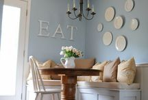 Decorating for the Dillard House / by Alissa Ivey