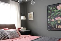 Bedrooms / by Ali Henrie
