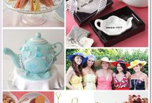 Anna's Bridal Shower Ideas / by Erin Stiegler