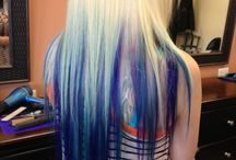 Hair beauties I have created... / by Katie Carver