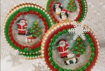 Decorated Cookies / by Christmas-Cookies.com