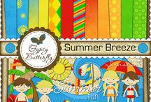 Digital Scrapkits / My digital scrapkits. They can be found here: www.etsy.com/shop/GypsyButterfly2 / by Tishia Mackey