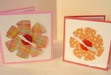 Crafting - Cards, tags, wrapping ideas / by Karen V